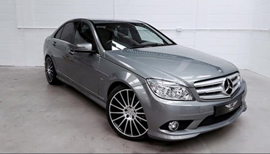 gforce 2011 mercedes benz c200 sport amg cdi auto grey. Black Bedroom Furniture Sets. Home Design Ideas