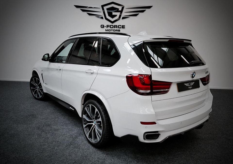 GForce BMW X D XDRIVE M Sport Auto White - 2014 bmw x5 m sport