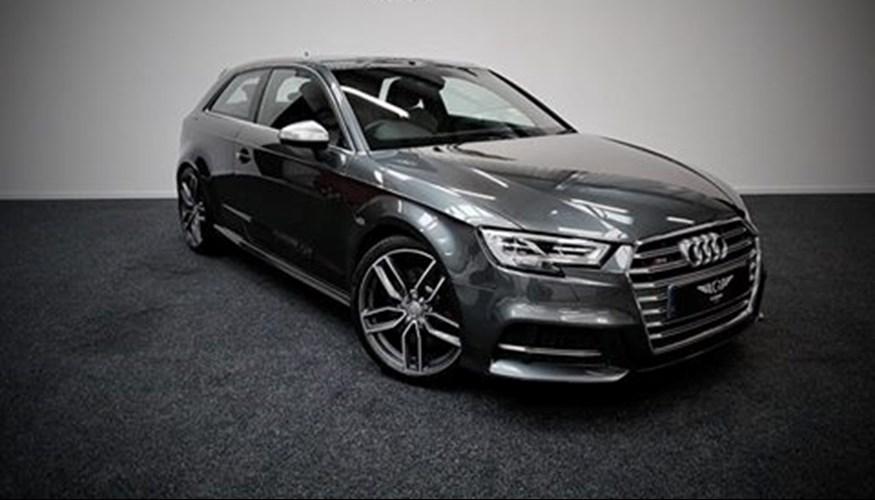4825738a13 2016 16 Audi S3 2.0tfsi Quattro 305bhp NAV S tronic Grey ...